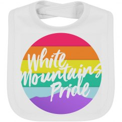 White Mountains Pride Bib