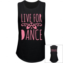 LIVE FOR DANCE TANK