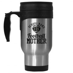 Football Mother Mug
