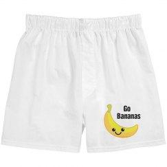 Go Bananas Boxer Shorts