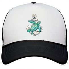 Sea Turtle Cap