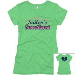Sailor's Sweetheart tee
