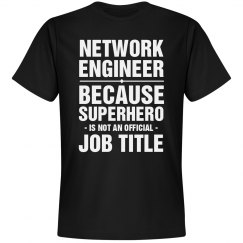 Network engineer shirt