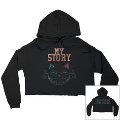 TheOutboundLiving My Story Crop Sweater