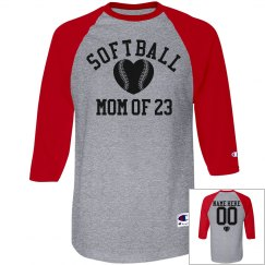 Softball Mom Shirts to Customize This Year!