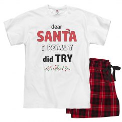 Family Matching Christmas Pajamas - Men's
