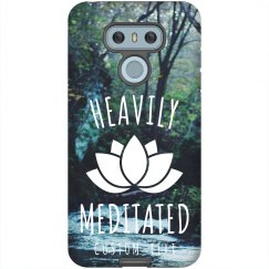 Heavily Meditated Phone Case