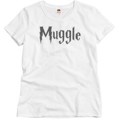 My Magical Muggle Costume