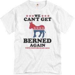 Anti Bernie Sanders 2016