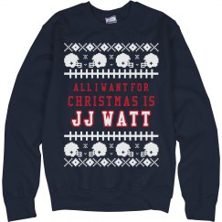 Mrs. Watt Ugly Sweater