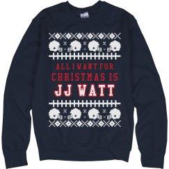 Mrs. Watt Ugly Sweater