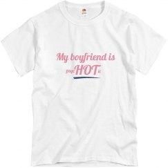 boyfriend is HOT white