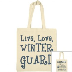Live, Love, Winter Guard / Guard Team - State (2 Sides)
