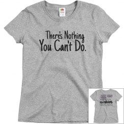 Team T-Shirt Womans