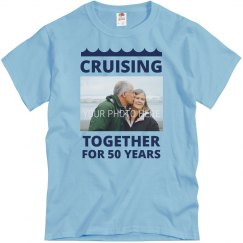 50th Anniversary Group Cruise Tees