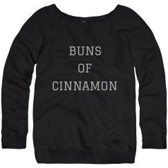 Buns Of Cinnamon II