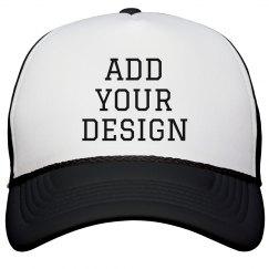 Custom Hats No Minimum