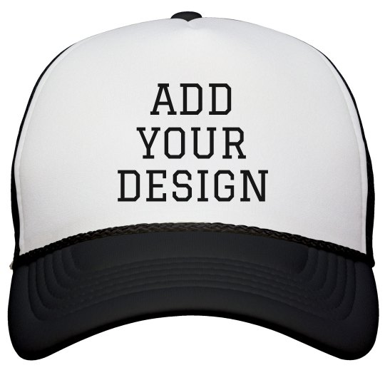 Custom Hats No Minimum Snapback Trucker Hat 5b4fb1038a9