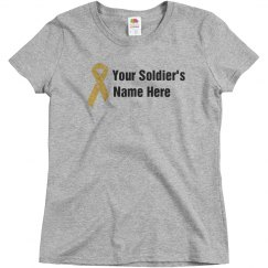 Remember Your Soldier