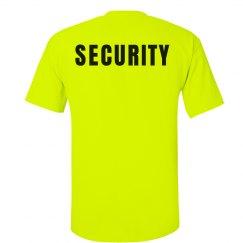 Custom Security Shirts