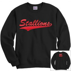 Stallions Sweatshirt