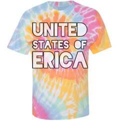 United States of Erica Tie Dye shirt