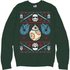 Cool Christmas Ugly Sweater