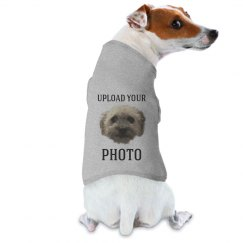 Custom Photo Upload Pet Shirt