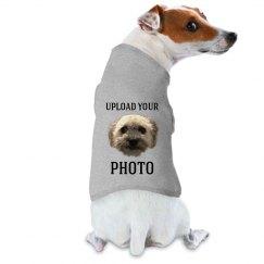 Custom Photo Upload Pet Shirt