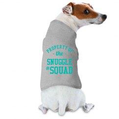 Custom Dog Snuggle Squad