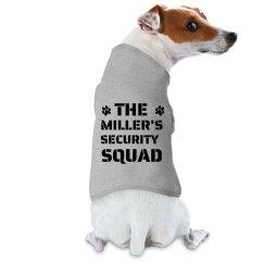 Custom Family's Dog Security Squad