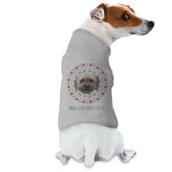 Custom Photo Ugly Dog Sweater