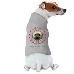 Custom Photo Ugly Dog Sweater