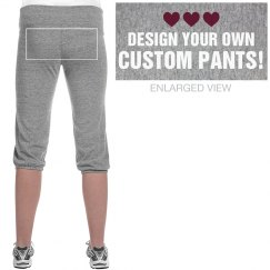Design Custom Sweats!