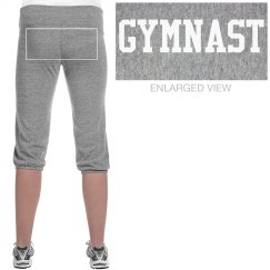 Cute Gymnast Workout Sweats
