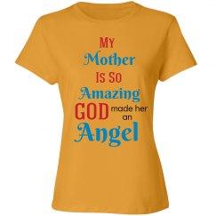 God Made My Mom An Angel