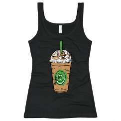 Distressed Frappuccino