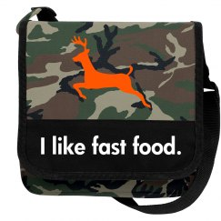Deer Hunter Lunch Tote