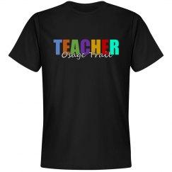 Teacher Osage Trail