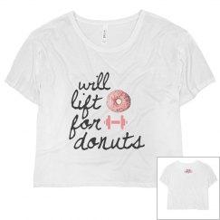 Will Lift 4 Donuts