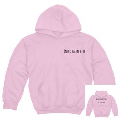 YOUTH HOODED JUMPER