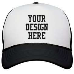 Design a Sports Cap for Baseball