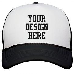 Design a Sports Cap for Baseball