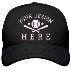 Custom Pearlecent Baseball Hat