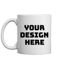 Design a Custom Mug