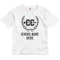 Kids Cross Country Custom Top