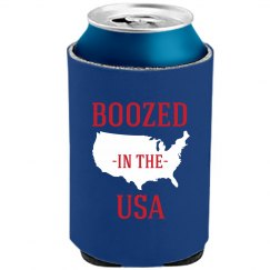 Boozed in the USA