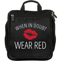 Wear Red Lipstick