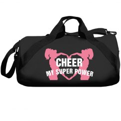 Cheer my super power