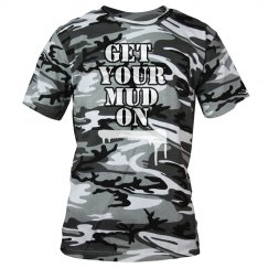 Get Your Mud Run On Camo
